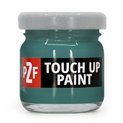 Cadillac Dark Bright Teal WA9238 / 37 Touch Up Paint | Dark Bright Teal Scratch Repair | WA9238 / 37 Paint Repair Kit