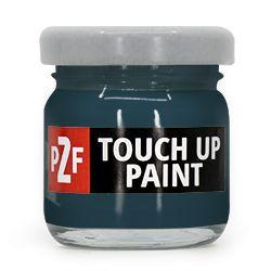 Chevrolet Bermuda Blue WA214M Touch Up Paint   Bermuda Blue Scratch Repair   WA214M Paint Repair Kit