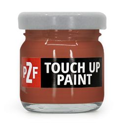 Ford Europe Bright Amber JA Touch Up Paint | Bright Amber Scratch Repair | JA Paint Repair Kit