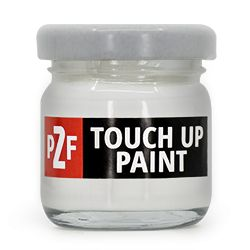 Ford Europe White Platinum 9VJGWHA Touch Up Paint | White Platinum Scratch Repair | 9VJGWHA Paint Repair Kit