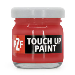 KIA Inferno Red AJR Touch Up Paint   Inferno Red Scratch Repair   AJR Paint Repair Kit