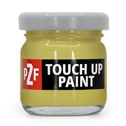 Mazda Canary Yellow 25C Touch Up Paint   Canary Yellow Scratch Repair   25C Paint Repair Kit
