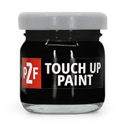 Mazda Brilliant Black PZ Touch Up Paint | Brilliant Black Scratch Repair | PZ Paint Repair Kit
