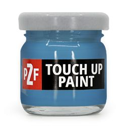 Peugeot French Blue EQQ Touch Up Paint   French Blue Scratch Repair   EQQ Paint Repair Kit