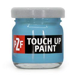Peugeot Bleu Linarite KMN Touch Up Paint   Bleu Linarite Scratch Repair   KMN Paint Repair Kit