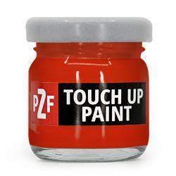 Porsche Continental Orange 107 Touch Up Paint   Continental Orange Scratch Repair   107 Paint Repair Kit