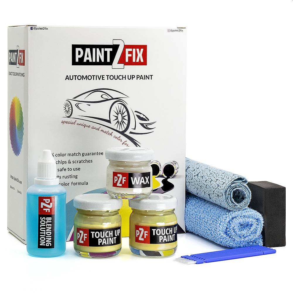Volkswagen Double Yellow LD1D Touch Up Paint / Scratch Repair / Stone Chip Repair Kit