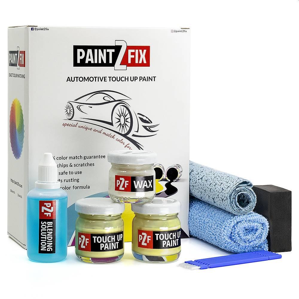 Volkswagen Sunflower LB1B Touch Up Paint / Scratch Repair / Stone Chip Repair Kit