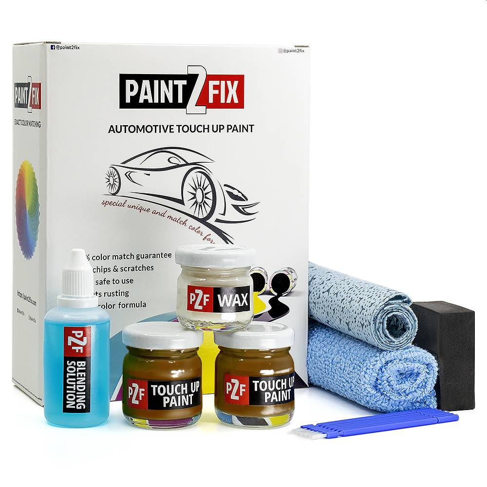Volkswagen Grape Yellow LL1S Touch Up Paint / Scratch Repair / Stone Chip Repair Kit