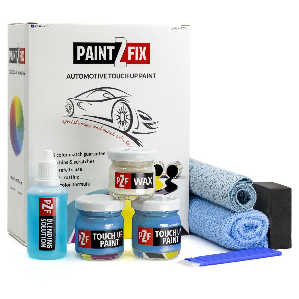 Fiat Glacier Blue 242/B Kratz Reparatur & Auto Lackstift Reparatur Set