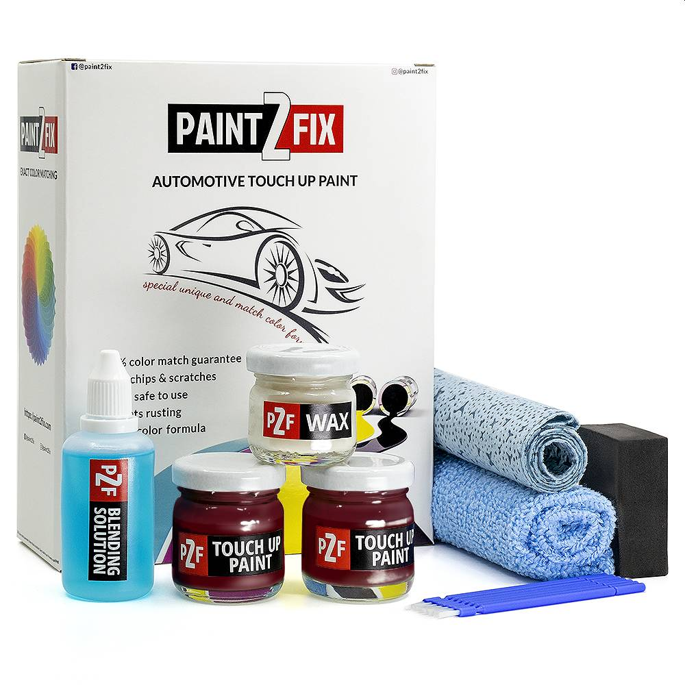 Nissan Red Pearl AX3 Pintura De Retoque / Kit De Reparación De Arañazos