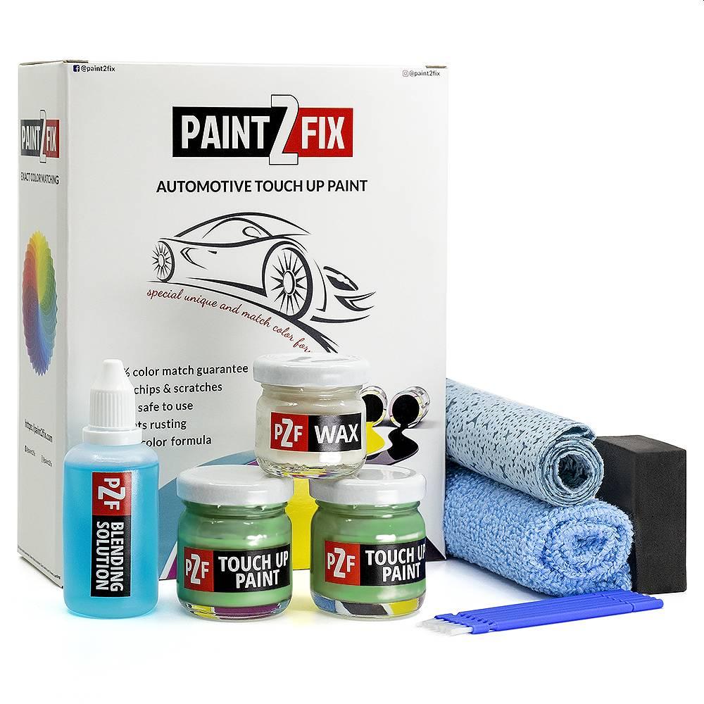 Nissan Green DX4 Pintura De Retoque / Kit De Reparación De Arañazos