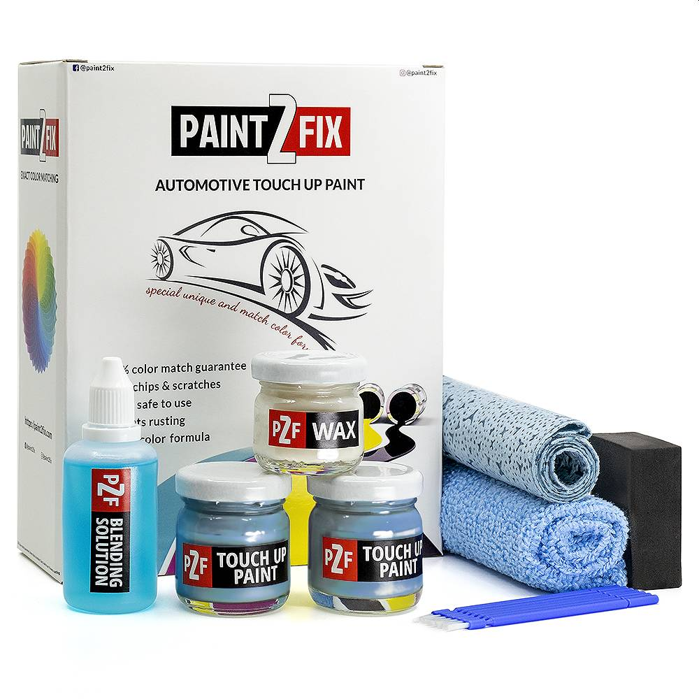 Nissan Sky Blue Pearl TT2 Pintura De Retoque / Kit De Reparación De Arañazos
