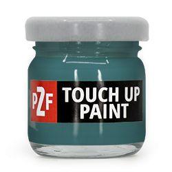 Cadillac Blue Green Polly WA9985 / 29 Retouche De Peinture / Kit De Réparation De Rayures