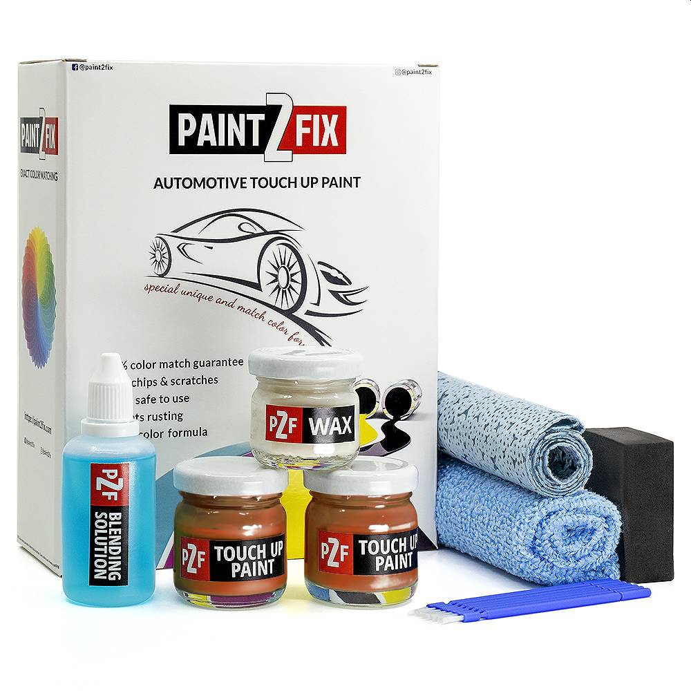 Land Rover Phoenix Orange 2171 / EAT / 1AZ Retouche De Peinture / Kit De Réparation De Rayures