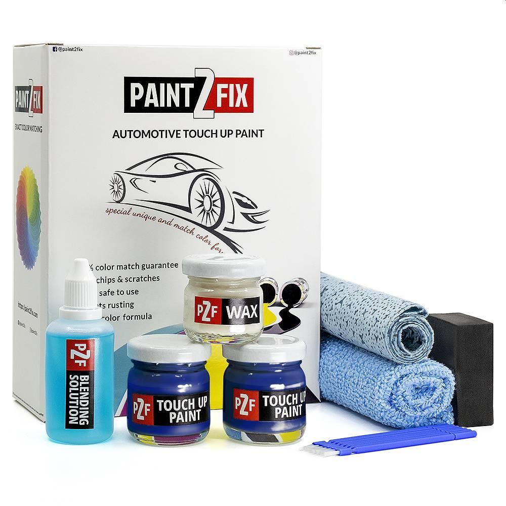 Maserati Blu Inchiostro 1002/L Retouche De Peinture / Kit De Réparation De Rayures