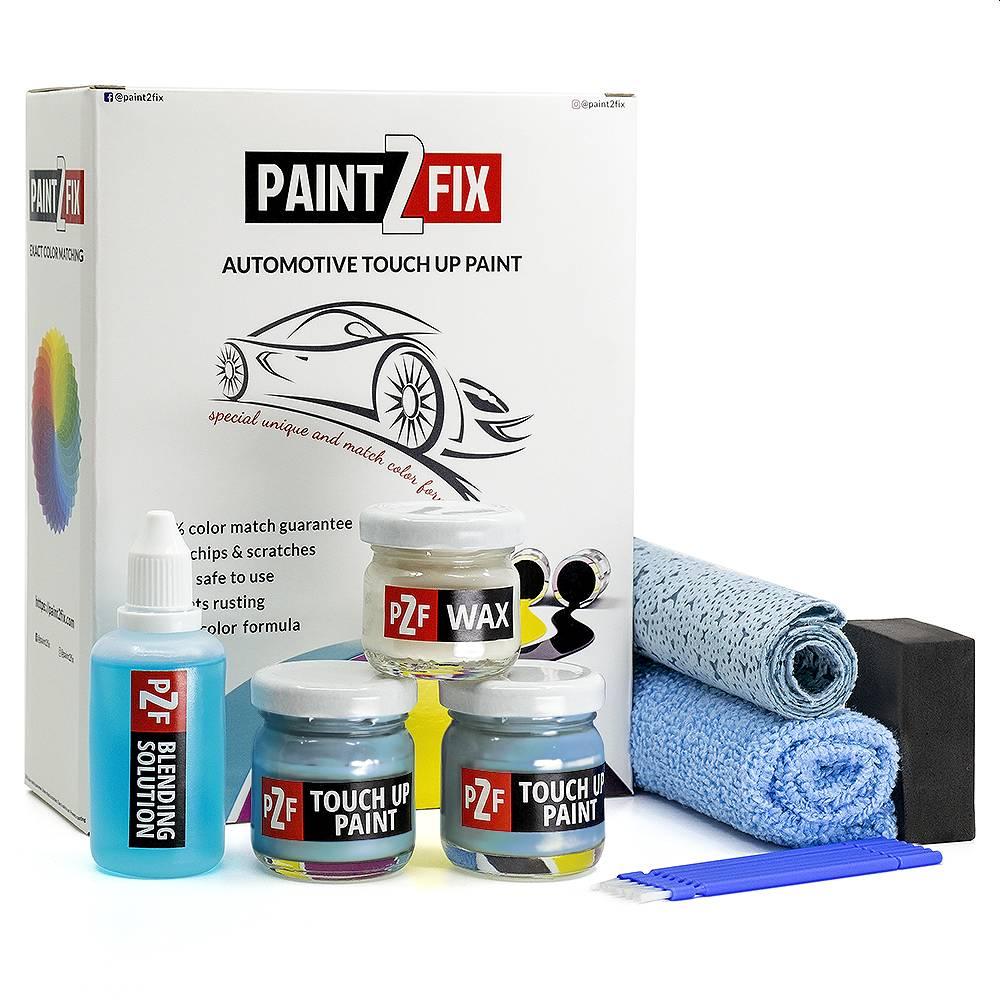 Mercedes Zirkon Blue 555 Retouche De Peinture / Kit De Réparation De Rayures