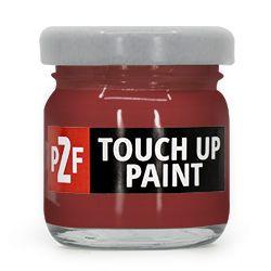 Mercedes Amber Red 548 Retouche De Peinture / Kit De Réparation De Rayures