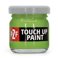 Mercedes Alien Green 6166 Retouche De Peinture / Kit De Réparation De Rayures