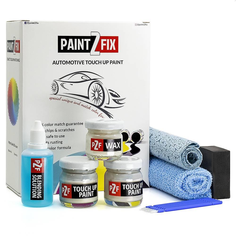 Mercedes Iridium Silver 9775 Retouche De Peinture / Kit De Réparation De Rayures