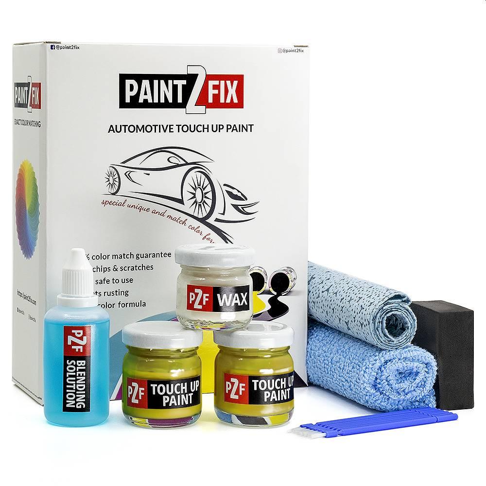 Seat Amarillo Fluor S1E Retouche De Peinture / Kit De Réparation De Rayures