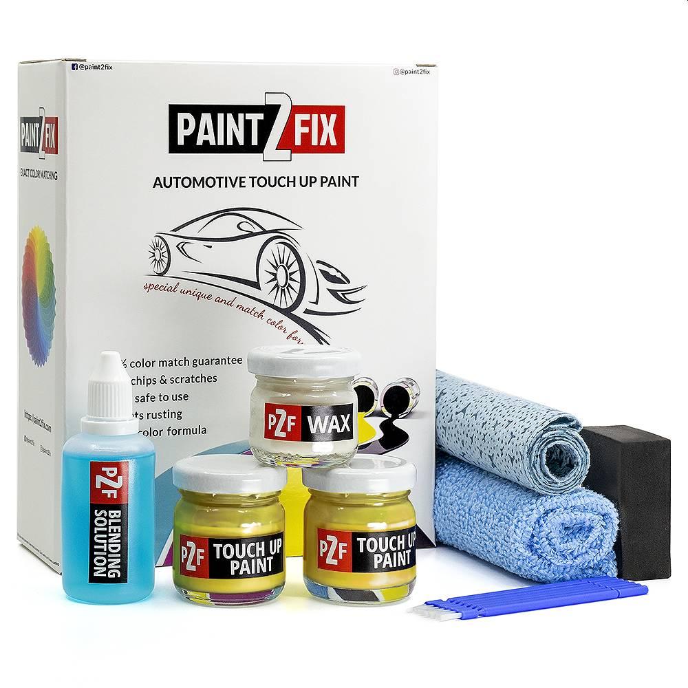 Skoda Sprint Yellow F1F / F2 / 6226 Retouche De Peinture / Kit De Réparation De Rayures