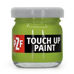 Skoda Kiwi Green A6 / LG6D Retouche De Peinture   Kiwi Green A6 / LG6D Kit De Réparation De Rayures