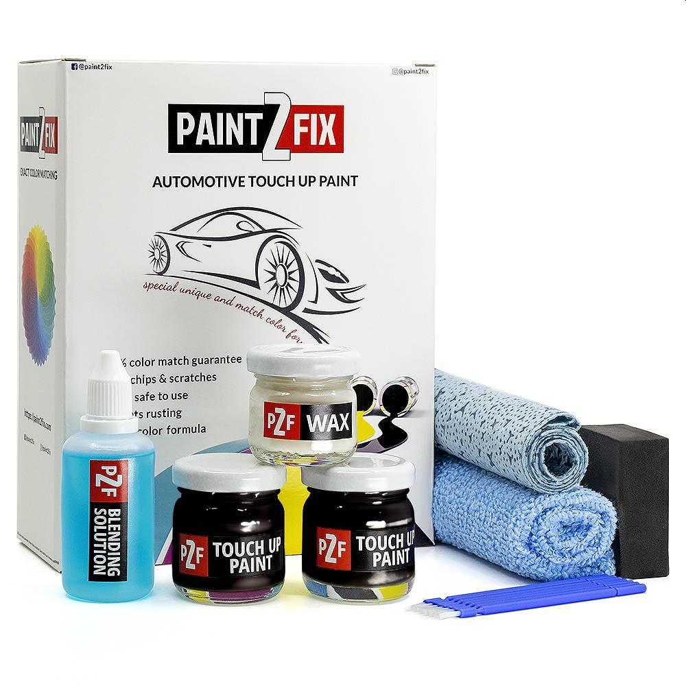 Volvo Ember Black 487 Retouche De Peinture / Kit De Réparation De Rayures