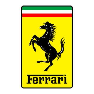 Ferrari Touch Up Paint / Scratch & Paint Repair Kit