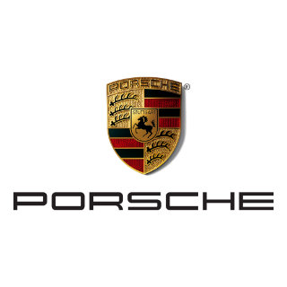 Porsche Touch Up Paint / Scratch Repair Kit