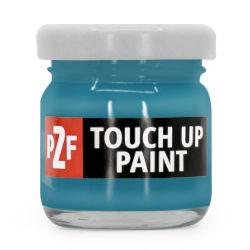 Chevrolet Caribbean Blue GZ0 / WA698D Retouche De Peinture | Caribbean Blue GZ0 / WA698D Kit De Réparation De Rayures