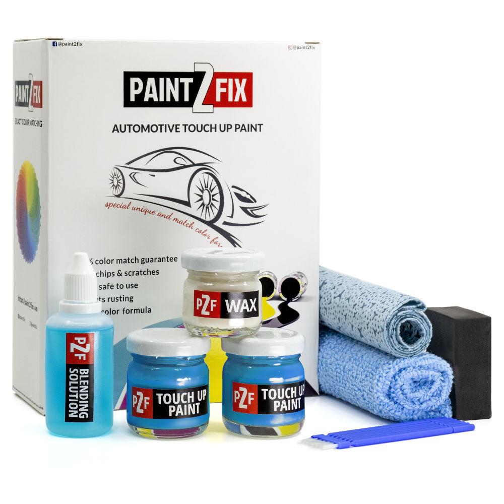 Chevrolet Rapid Blue WA632D / GMO Retouche De Peinture / Kit De Réparation De Rayures