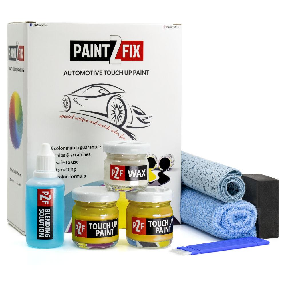 Ford Luxe Yellow JFSEWHA Retouche De Peinture / Kit De Réparation De Rayures