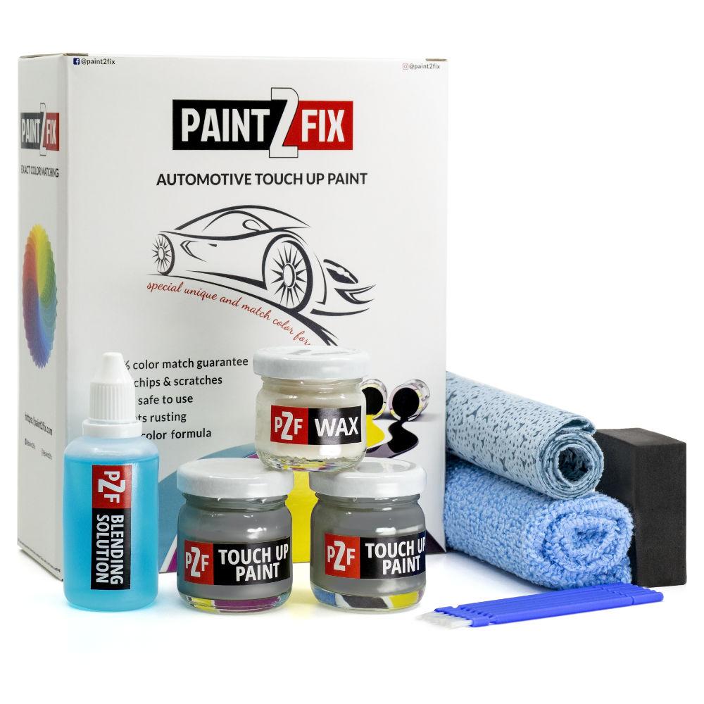Honda Polished Metal NH737M Retouche De Peinture / Kit De Réparation De Rayures