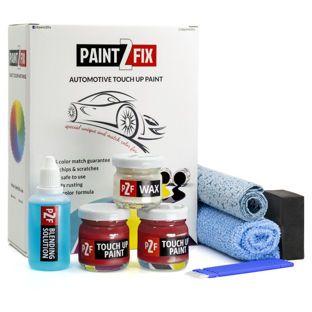 Hyundai Dragon Red WR7 Retouche De Peinture / Kit De Réparation De Rayures