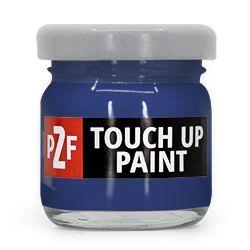 Jaguar Caesium Blue JHK Retouche De Peinture   Caesium Blue JHK Kit De Réparation De Rayures