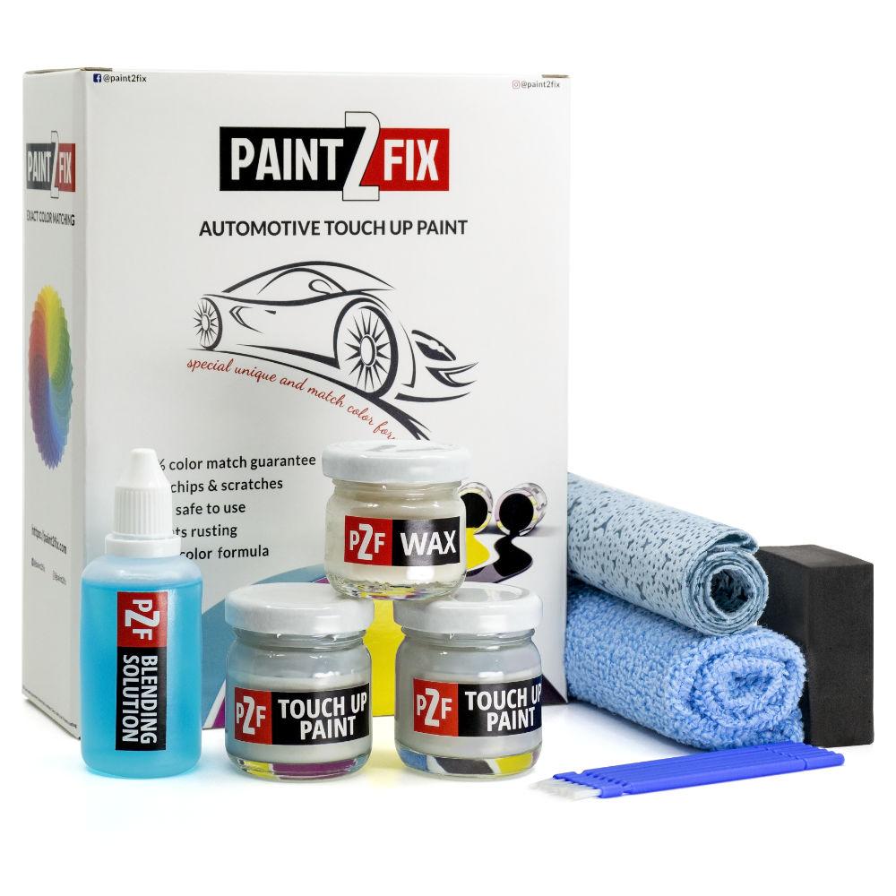 Jaguar Ethereal Frost Silver MWR / 2393 Retouche De Peinture / Kit De Réparation De Rayures
