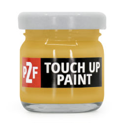 Jaguar Sorrento Yellow FCR FCR Retouche De Peinture   Sorrento Yellow FCR FCR Kit De Réparation De Rayures
