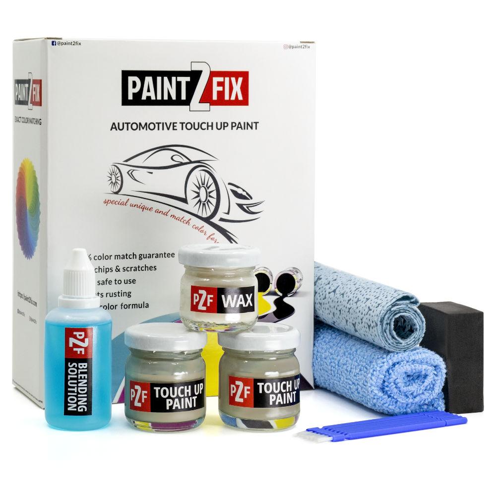 Land Rover Sunset Gold GCQ / 2491 Retouche De Peinture / Kit De Réparation De Rayures