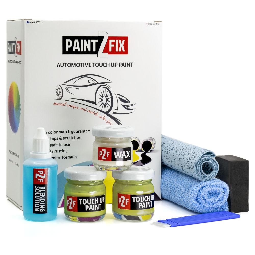 Mini Zesty Yellow C4H / C5H Retouche De Peinture / Kit De Réparation De Rayures
