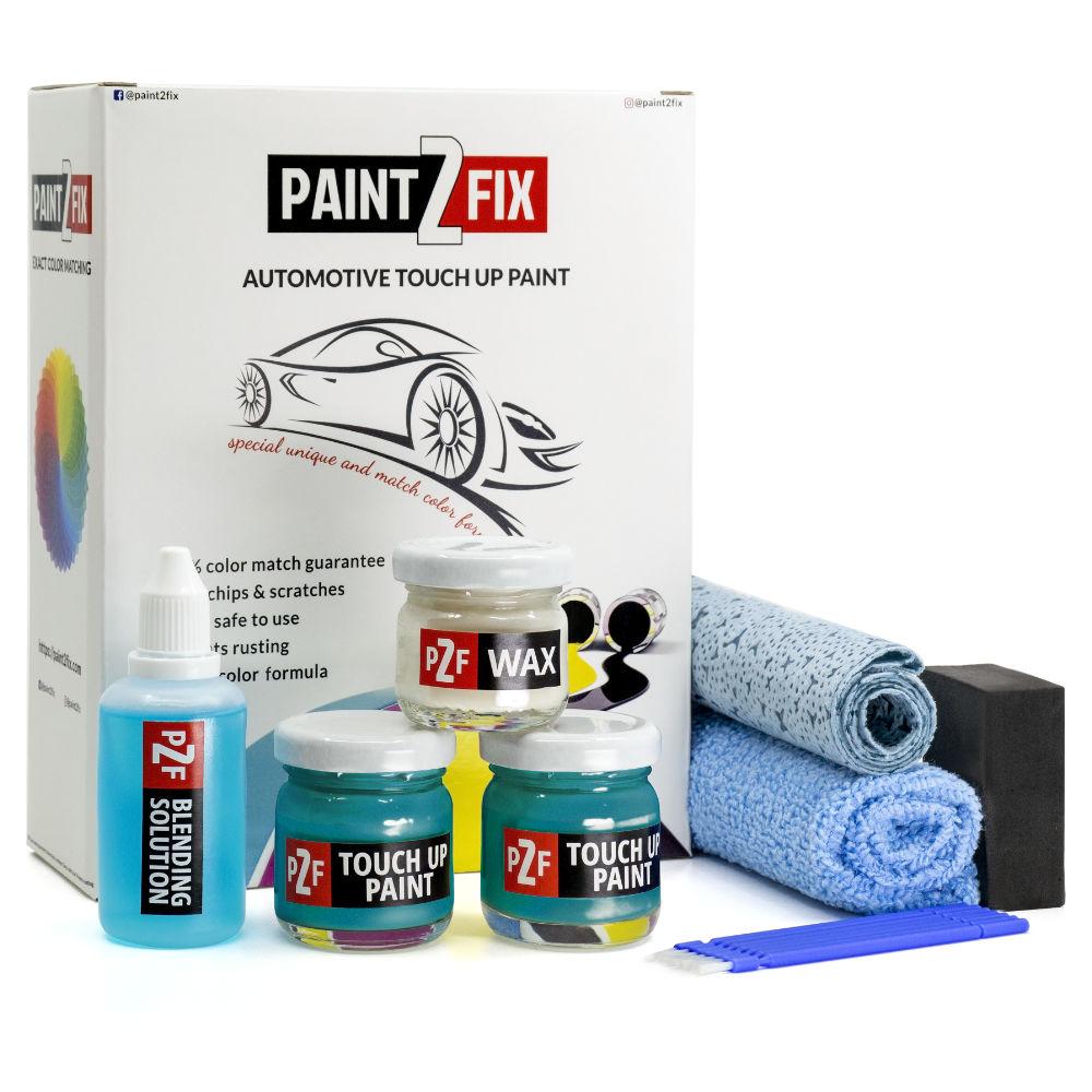 Porsche Miami Blue M5C Retouche De Peinture / Kit De Réparation De Rayures