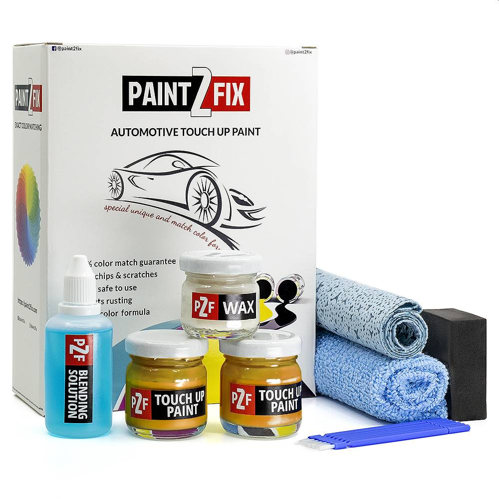 Porsche Signal Orange 20E Touch Up Paint / Scratch Repair / Stone Chip Repair Kit
