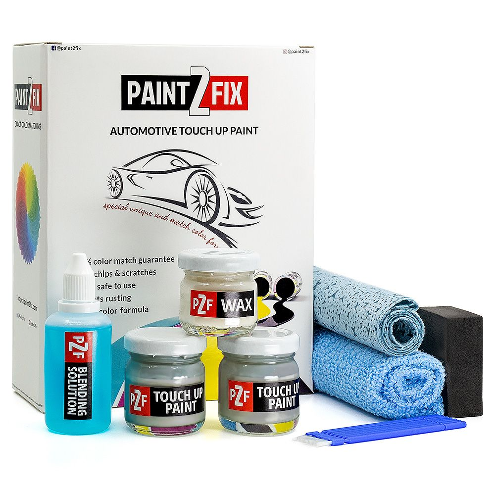 Volvo Bright Silver 711 Touch Up Paint / Scratch Repair / Stone Chip Repair Kit