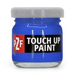 Jaguar Azure Blue JDN Vernice Per Ritocco, Kit Di Riparazione Graffio