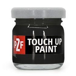 Jaguar Santorini Black Satin PPJ Vernice Per Ritocco | Santorini Black Satin PPJ Kit Di Riparazione Graffio