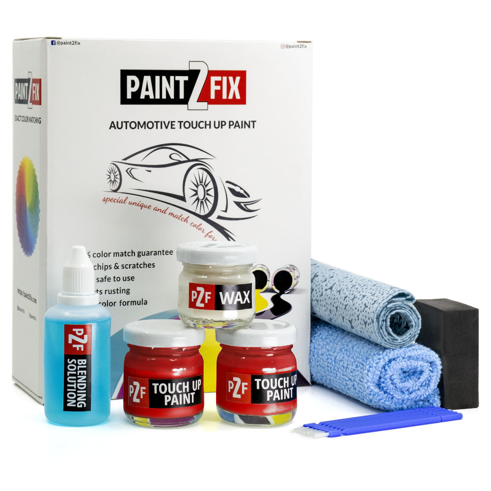 BMW Melbourne Red A75 Touch Up Paint & Scratch Repair Kit