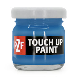 Ford Europe Desert Island Blue 5JDC Touch Up Paint | Desert Island Blue Scratch Repair | 5JDC Paint Repair Kit