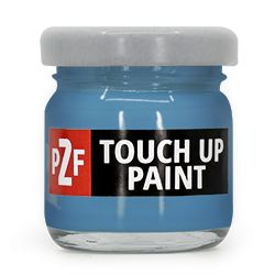 Harley-Davidson Cool Blue EX11L23 Touch Up Paint   Cool Blue Scratch Repair   EX11L23 Paint Repair Kit
