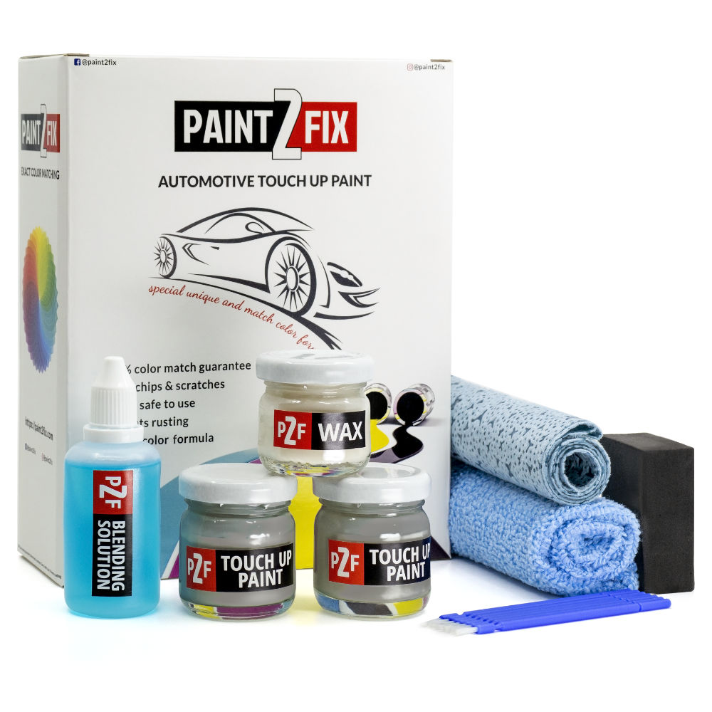 Jeep Billet Silver PSC Touch Up Paint / Scratch Repair / Stone Chip Repair Kit