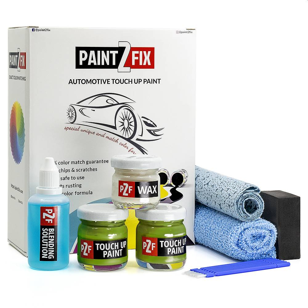 Jeep Mojito PGE Touch Up Paint / Scratch Repair / Stone Chip Repair Kit